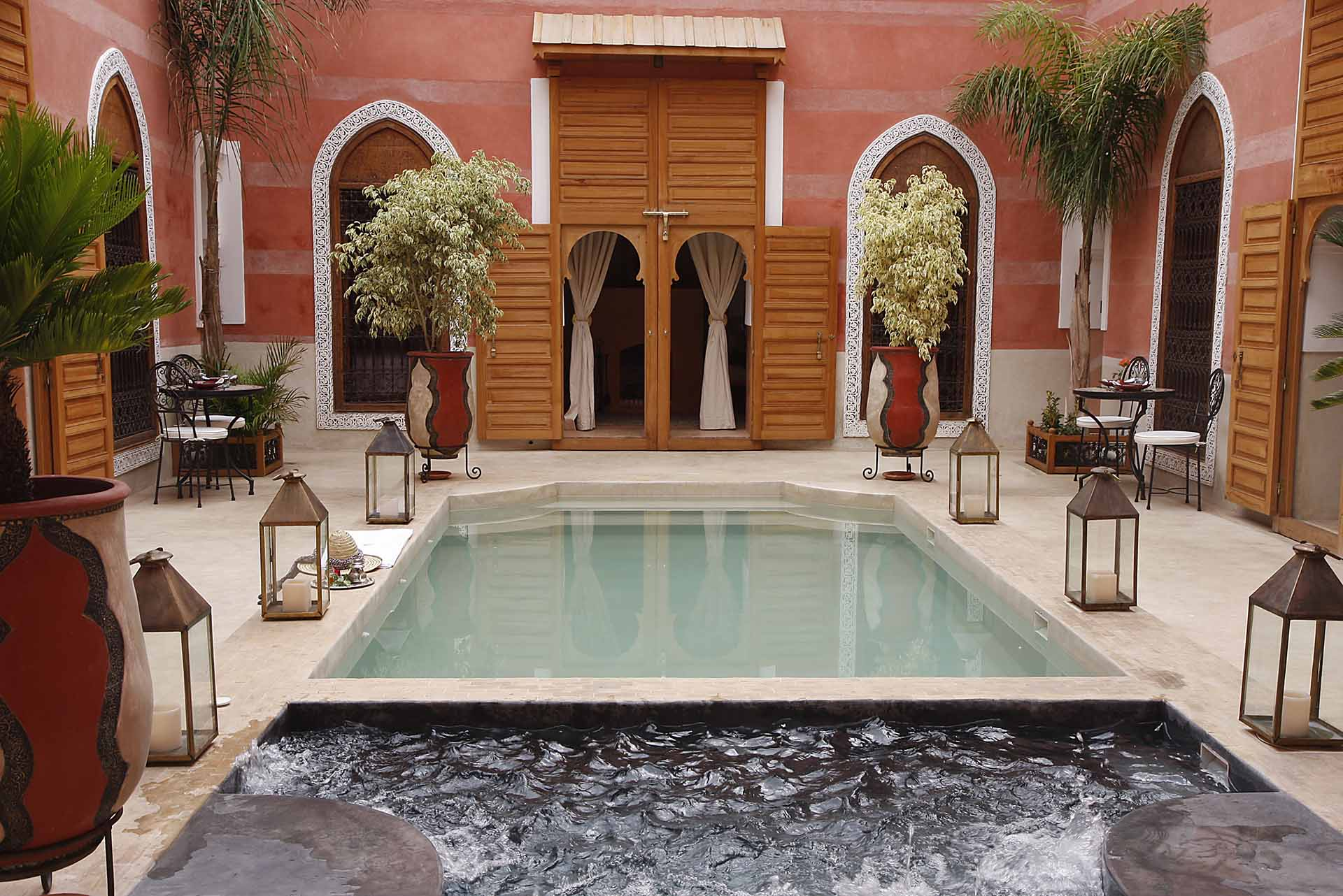RIAD ALILI PISCINE PATIO