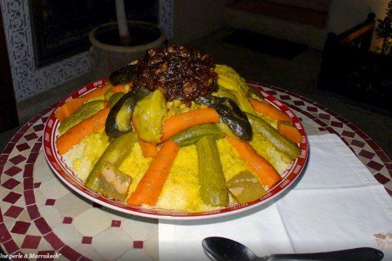 Couscous Alili